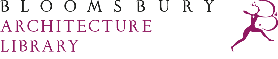 Bloomsbury Architecture Library Logo